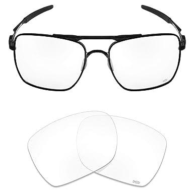 e9e543b8a3c46 Amazon.com  Mryok+ Polarized Replacement Lenses for Oakley Deviation ...