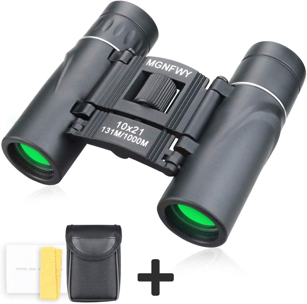 Prismáticos impermeables de 30 x 60 para observación de pájaros, viajes, senderismo, caza, camping, telescopio profesional HD plegable con baja luz nocturna, alcance de foto