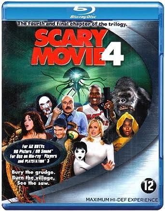 chris elliott scary movie