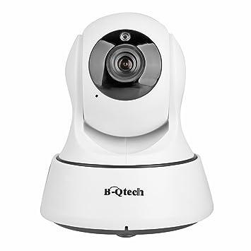 zjego cámaras de vigilancia IP inalámbrica 720P HD WiFi Pan/Tilt y día/noche