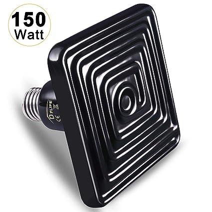Amazon Com D Flife Professional Infrared Heat Lamp Ceramic Heater