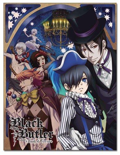 Buy GE Animation GE-57673 Black Butler Book of Circus