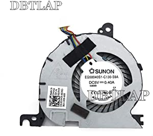 DBTLAP Laptop CPU Cooling Fan Compatible for DELL Latitude DC28000D6SL GVH35 KSB0605HC-CL1N E7240 EG50040S1-C130-S9A 0GVH35 Cooling Fan