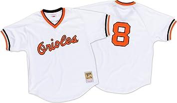 low priced 79792 228a1 Amazon.com : Mitchell & Ness Cal Ripken Jr. Baltimore ...