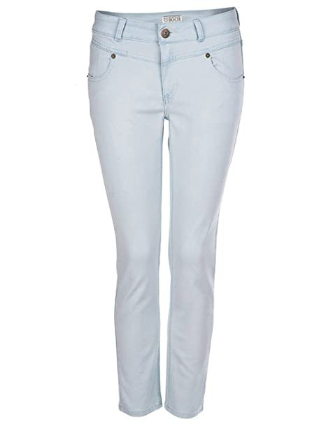 Brigitte von Boch - Mujer - Indio 7/8 Vaqueros - Jeans ...