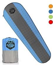 Self-Inflating Sleeping PadUltralight Comfort MatCompact /& Waterproof