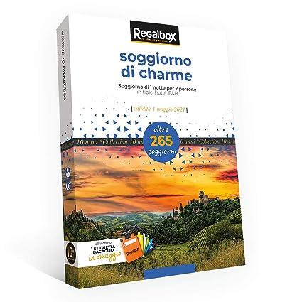 Regalbox - Soggiorno di Charme 2019 - Cofanetto Regalo ...
