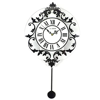 Back To Search Resultshome & Garden Sincere 12 Number Eco-friendly Decorative Large Living Room Wall Mounted Bedroom Battery-operated Digital Simple Gift Mute Wall Clock