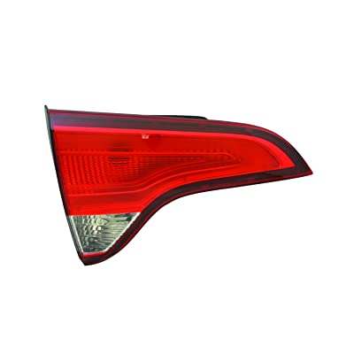 TYC 17-5458-00-1 Compatible with Kia Sorento Replacement Reflex Reflector: Automotive