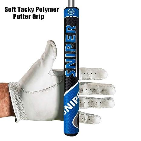 Amazon.com: Sniper Golf Clubs Grips PU Golf Putter Grips ...