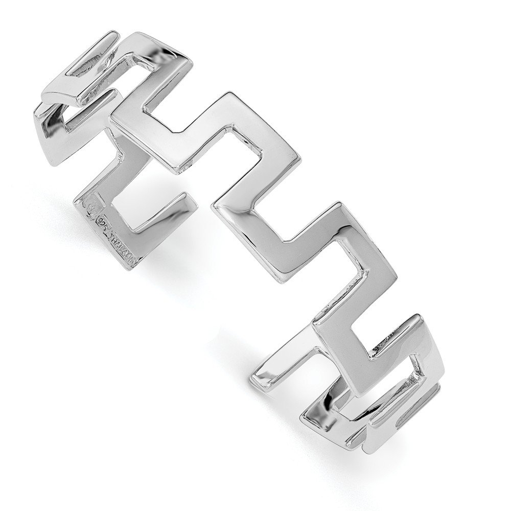 925 Sterling Silver Cuff Bangle Bracelet Expandable Stackable Fine Jewelry Gifts For Women For Her