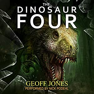 The Dinosaur Four Audiobook