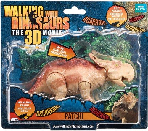 Walking Dinosaurs PATCHI Talking Dinosaur