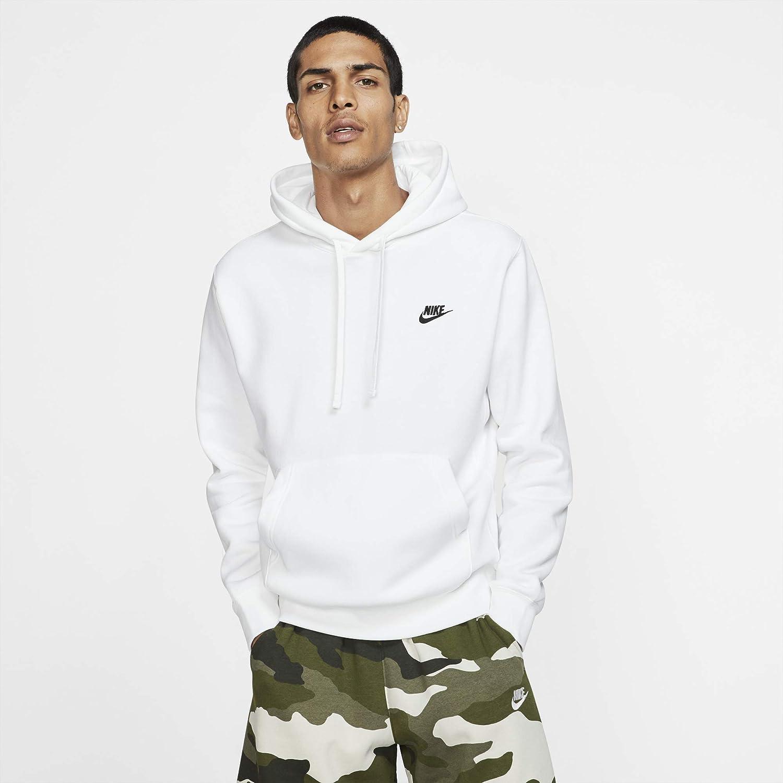 Nike Mens Pull Over Hoodie