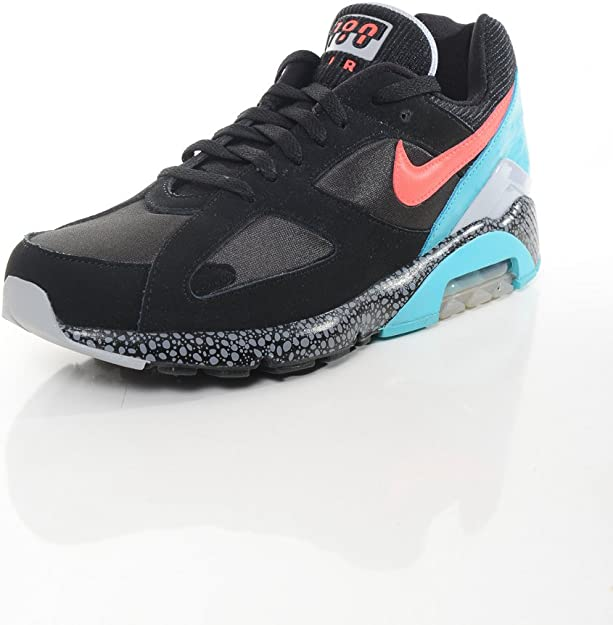 Nike Basket Homme Air Max 180 Noir Taille 43: