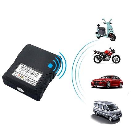 Amazon.com: MASO Vehículos GPS Tracker Portátil Mini GPS ...