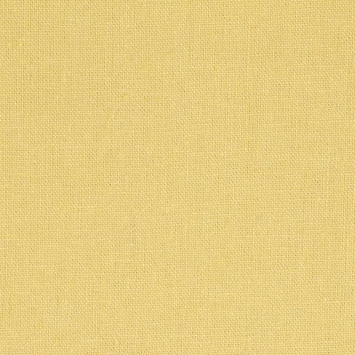 (Robert Kaufman Kaufman Brussels Washer Linen Blend Buttercup Fabric By The Yard)