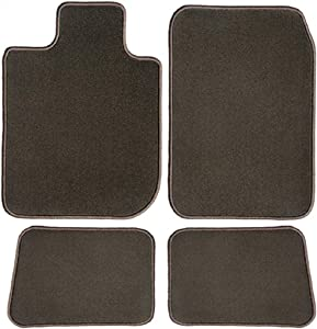 GGBAILEY D4514A-S2A-CH-BR Custom Fit Car Mats for 2006, 2007, 2008, 2009, 2010, 2011, 2012, 2013 Land Range Rover Sport Chocolate Brown Driver, Passenger & Rear Floor