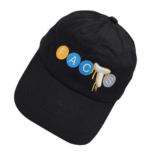 3d1cefa23d72 Classic Cotton Black Baseball Cap for Men - Golf Cap with Adjustable  Strapback