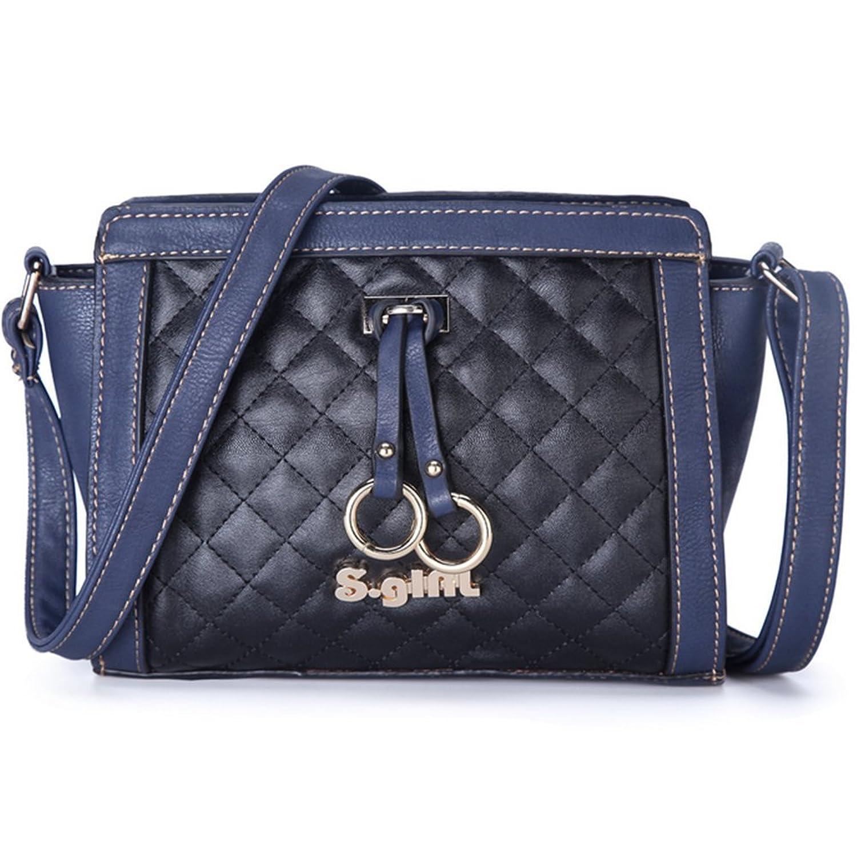 CherryGoddy Recreation Joker Wings One Shoulder Bag PU Handbags