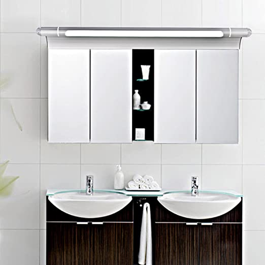 bl modern retro led waterproof and fog simple and modern bathroom rh amazon co uk Bathroom Vanities Bathroom Lighting Antique Wall Sconces