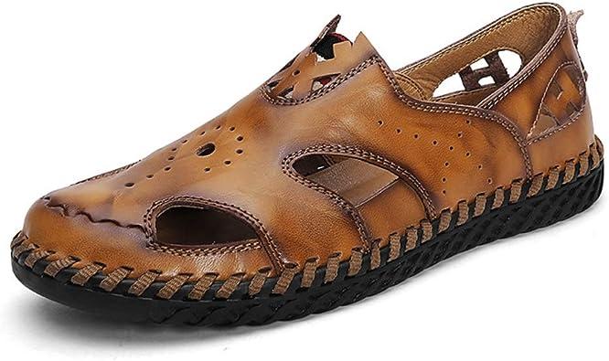 Sandalias y Zapatillas Hechas a Mano con Personalidad de