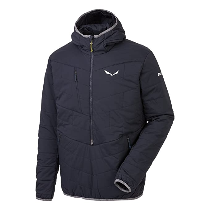 Salewa Men's Puez Triwool Clt Half-Zip Jacke Jacket: Amazon.co.uk: Sports &  Outdoors