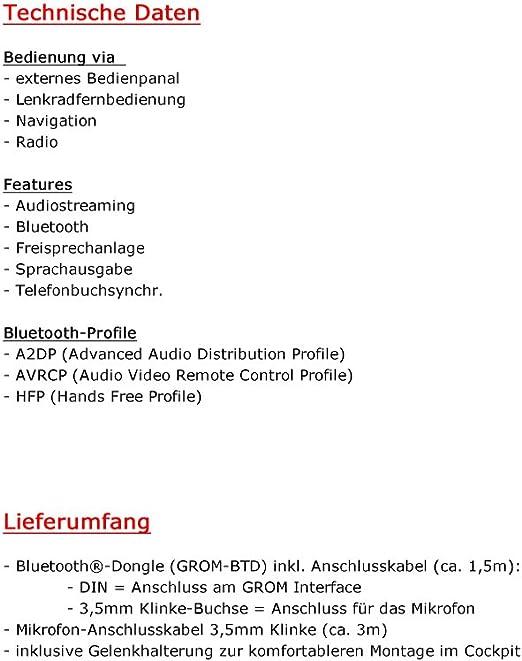Grom Bluetooth Erweiterung Für Grom Interface Usb2p Elektronik