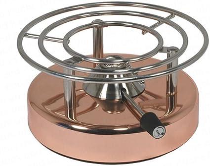 Hornillo long Fire Grill, cobre