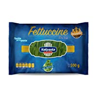 Italpasta Fettuccine con Espinacas, 500 g