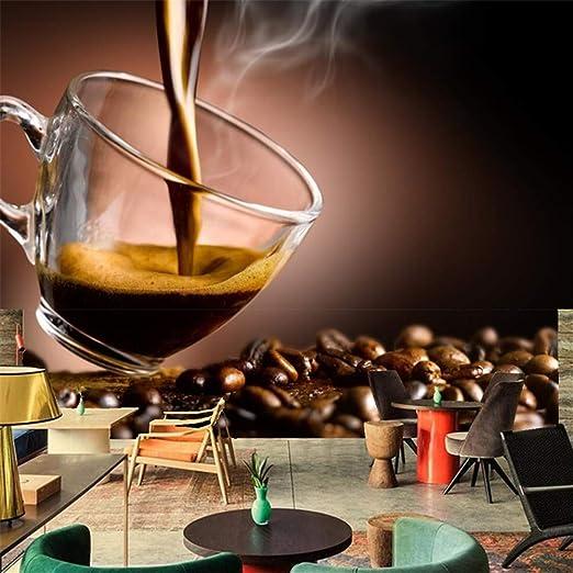 Papel Tapiz Mural Fondo de Grano de café Comida Fondos de Pantalla ...