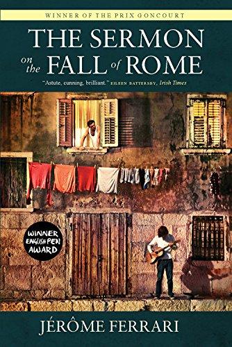 Sermon on the Fall of Rome - Bar Ferrari