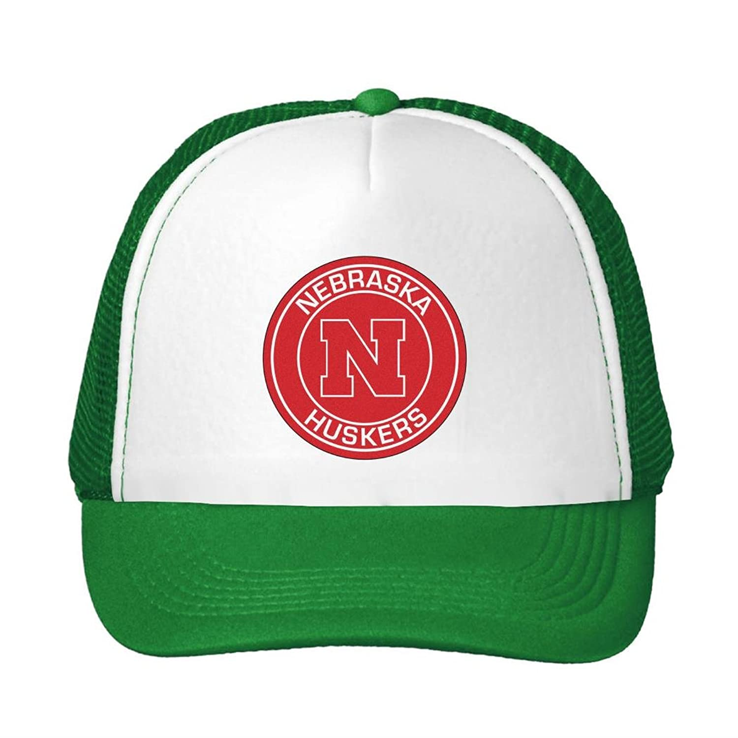 University of Nebraska Cornhuskers Opeeda Adjustable Trucker Hat Snapback Caps For Men/Women
