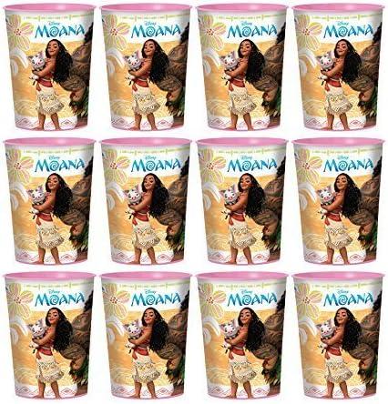 Disney Moana Favorカップ12セット