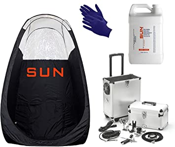 Amazon Com Mobile Sunless Spray Tan Machine Professional