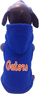 product image for NCAA Florida Gators Polar Fleece Hooded Dog Jacket