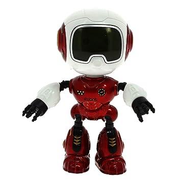 Seleccion Robot Y Juegos Warrior RojoAmazon Iron Drim esJuguetes lJ1FKc
