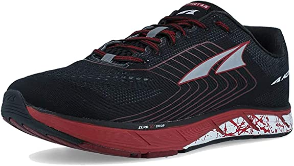 Altra Instinct 4.5 Hombre Zero Colgante Carretera Zapatillas Running Rojo/Negro: Amazon.es: Zapatos y complementos