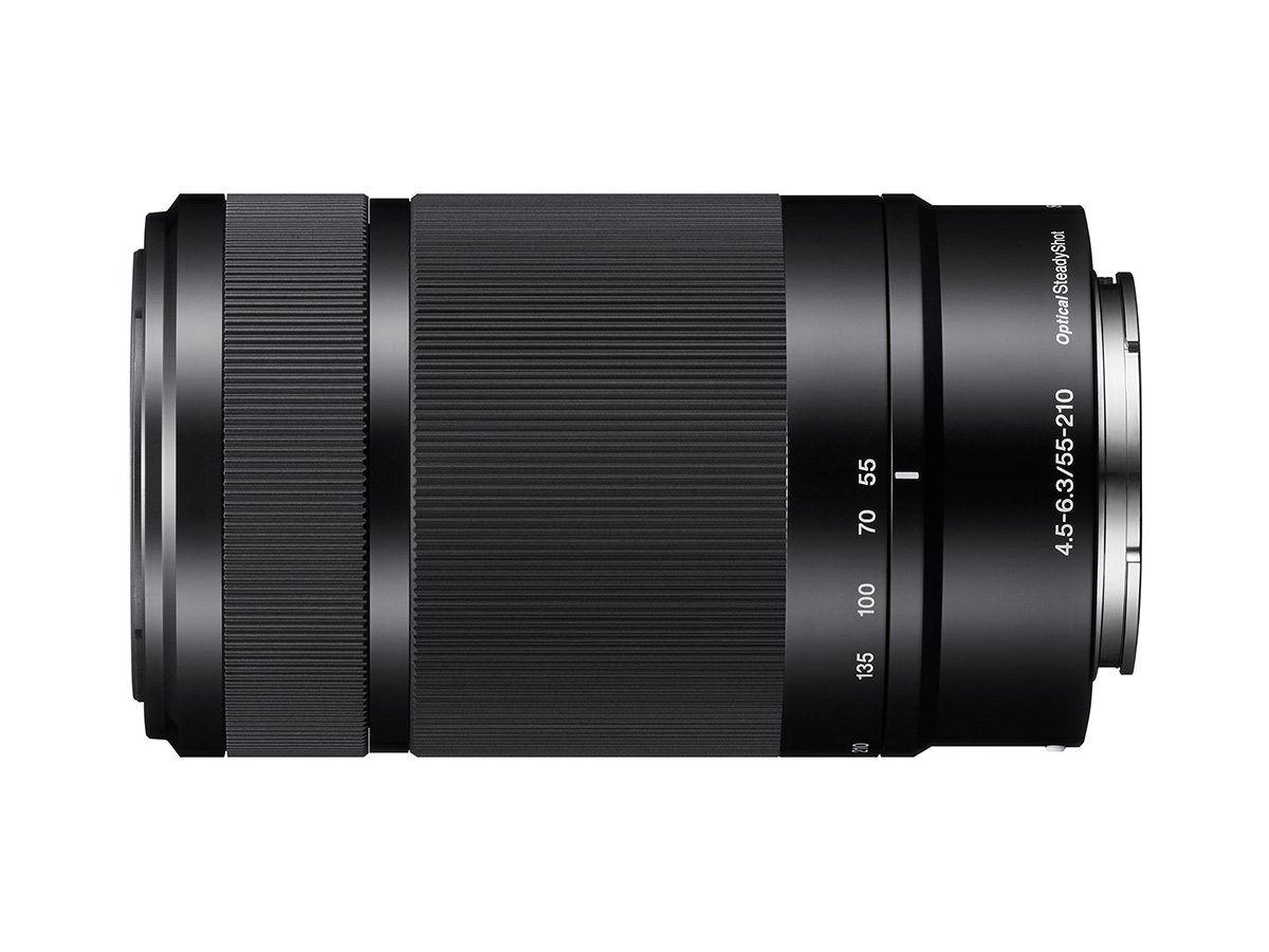 Sony E 55-210mm F4.5-6.3 Lens for Sony E-Mount Cameras (Black) by Sony (Image #4)