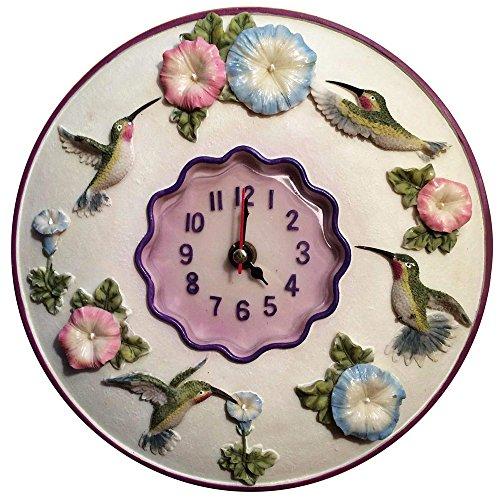 (Hummingbird Clock, 8