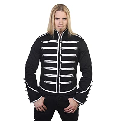 Banned Military Drummer Jacket
