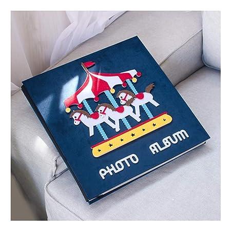 ZHAOXIANGXIANG Billete Billete De Tren De 3 Pulgadas Album ...
