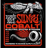 6 Sets of Ernie Ball 2715 Cobalt Skinny Top Heavy Bottom Electric Guitar Strings