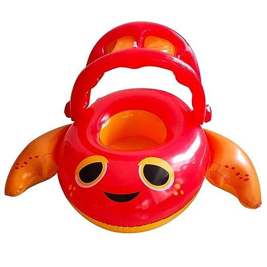 El Flotador de la Piscina del niño PVC Espesa la Cama Inflable del ...