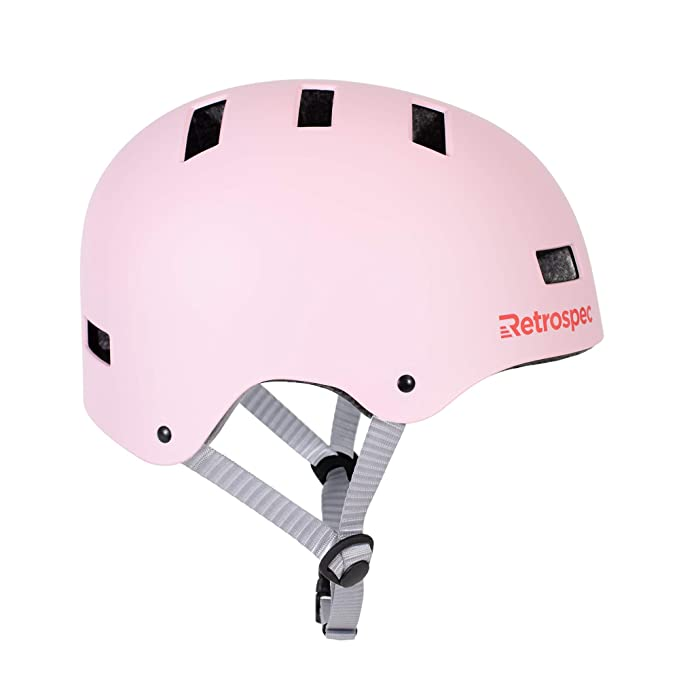 Best Skateboard Helmet: Retrospec CM-1 Classic Commuter Bike/Skate/Multi-Sport Helmet