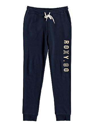 Roxy Nice Travel - Pantalon de Jogging pour Fille 8-16 Ans ERGFB03110  Roxy   Amazon.fr  Vêtements et accessoires 53fd26e9926