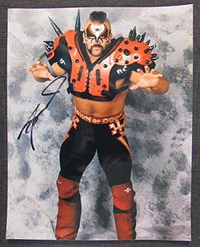 Road Warrior Animal Signed Auto Autograph 8x10 Photo - Autographed NBA Photos from Sports Memorabilia