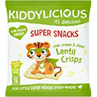 Kiddylicious Lentil straws, 12 g