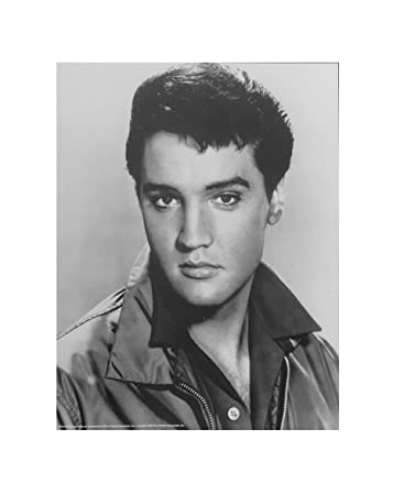 Vintage elvis presley headshot photography art print 8x10 print only