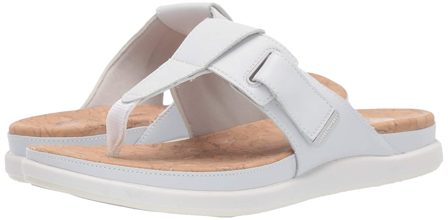 f656b4b4830 Clarks Women s Step June Reef Sandal  Buy Online at Low Prices in India -  Amazon.in
